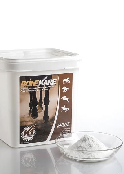 Bonekare 3kg Eimer mit Pulver für Pferde