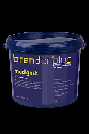 BrandonPlus Medigest St Hippolyt 3kg Eimer
