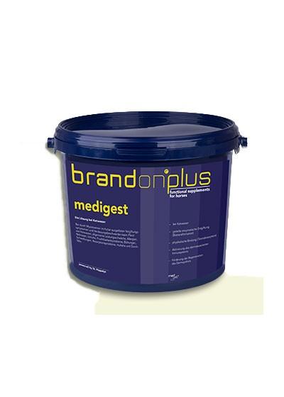 BrandonPlus Medigest 3kg Eimer für Pferde