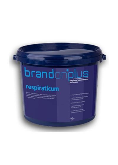 BrandonPlus Respiraticum 3kg Eimer Pferde Atemwege