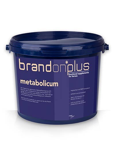 Brandon plus Metabolicum 3kg