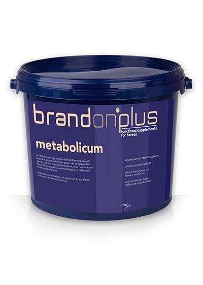 Brandon plus Metabolicum 3kg