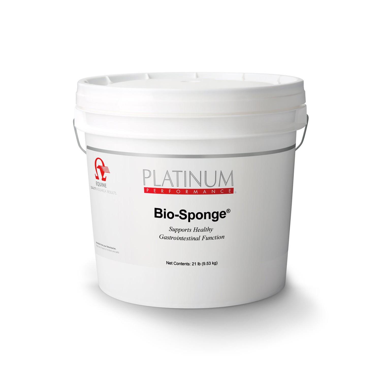 Platinum Performance - Bio-Sponge 9,5kg Eimer