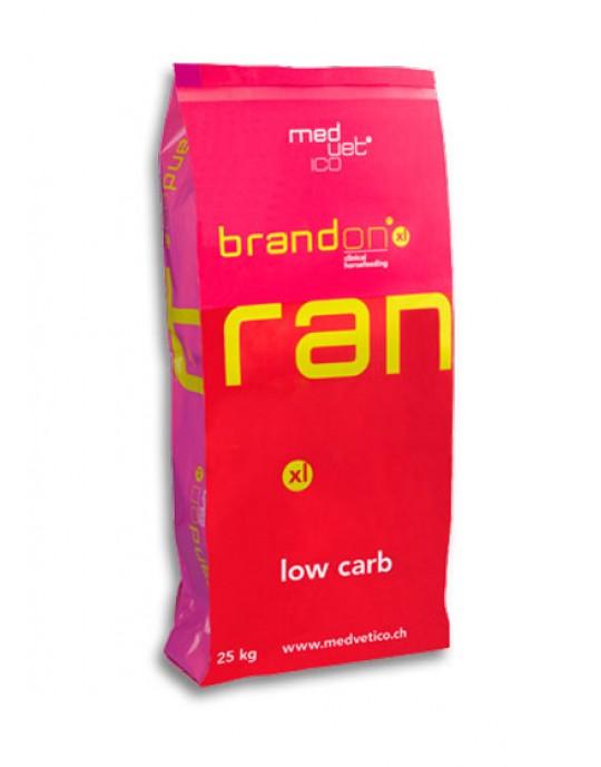 Brandon xl low carb 25kg Sack getreidefreies Pferdefutter
